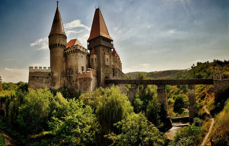 hunyad castle 2